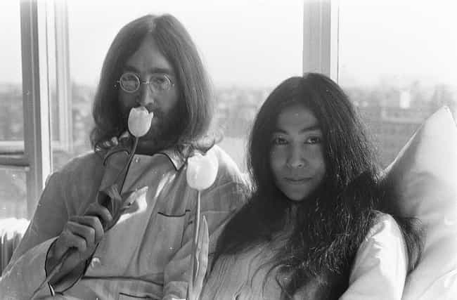 John Lennon is listed (or ranked) 2 on the list Major Hollywood Stars Who Were Connected To Dangerous Cults