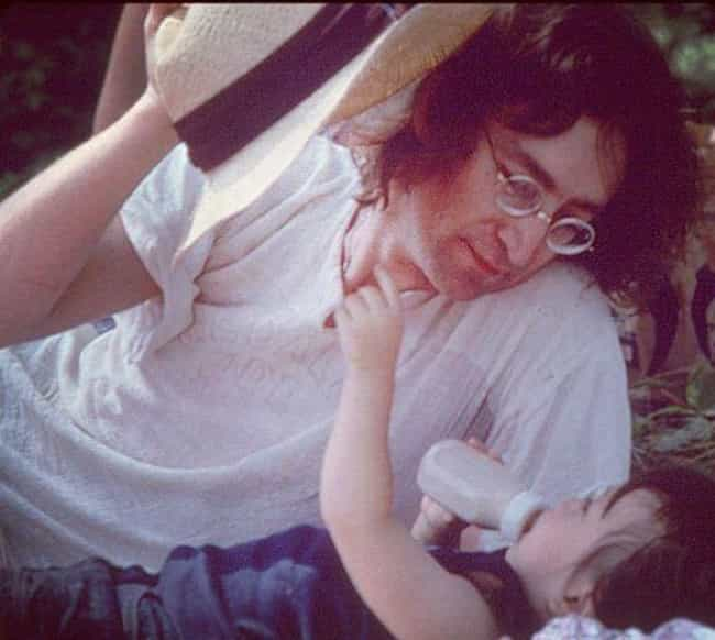 John Lennon is listed (or ranked) 3 on the list Huge Rock Stars Who Gave Up Fame to Be Normal