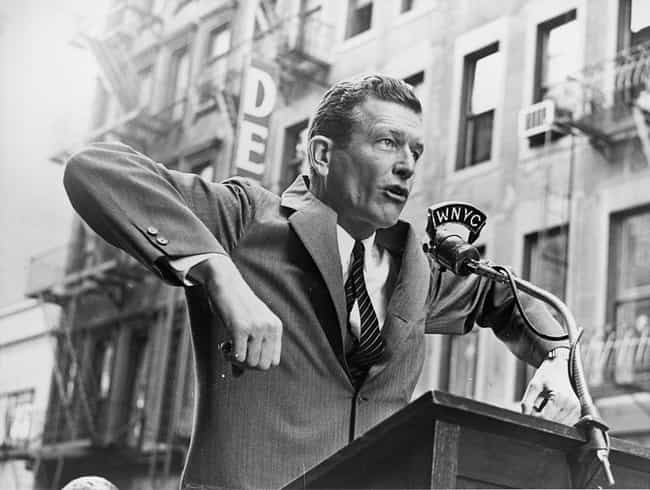 John Lindsay is listed (or ranked) 4 on the list The Most Popular Democrats That Were Once Republicans