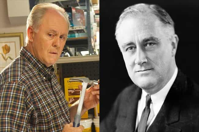 John Lithgow is listed (or ranked) 2 on the list WWII World Leaders And The Actors Who Should Play Them In A Movie