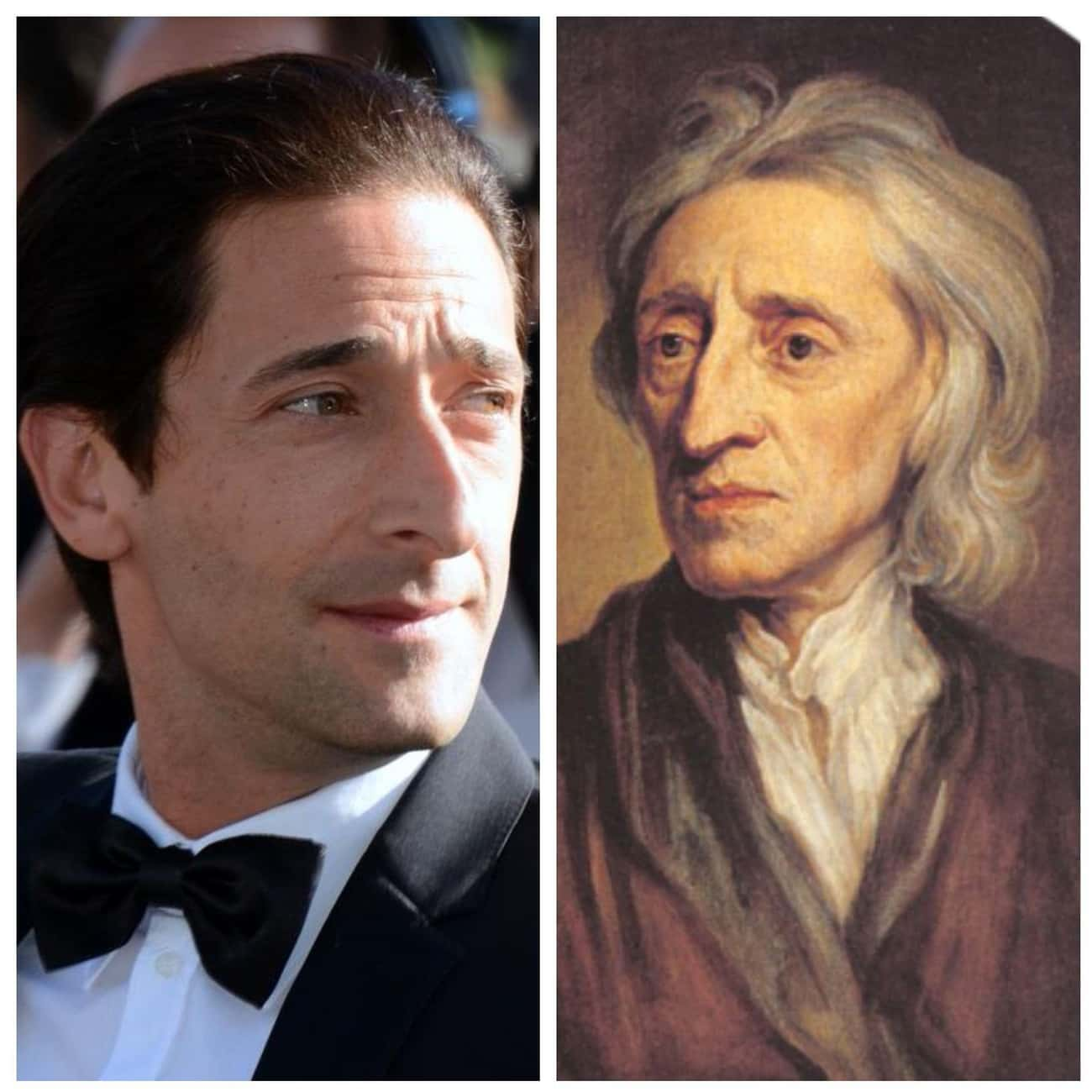 Adrien Brody As John Locke is listed (or ranked) 2 on the list Historical Figures And The Actors Who Should Portray Them In A Biopic