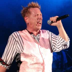 John Lydon is listed (or ranked) 11 on the list List of Famous Visual Artists