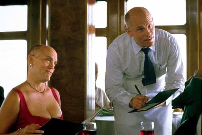 John Malkovich is listed (or ranked) 4 on the list Actors Who Played Themselves in Film and Television