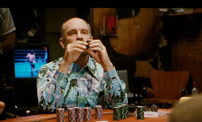 John Malkovich is listed (or ranked) 4 on the list Actors Who Are the Best at Playing Sleazeballs