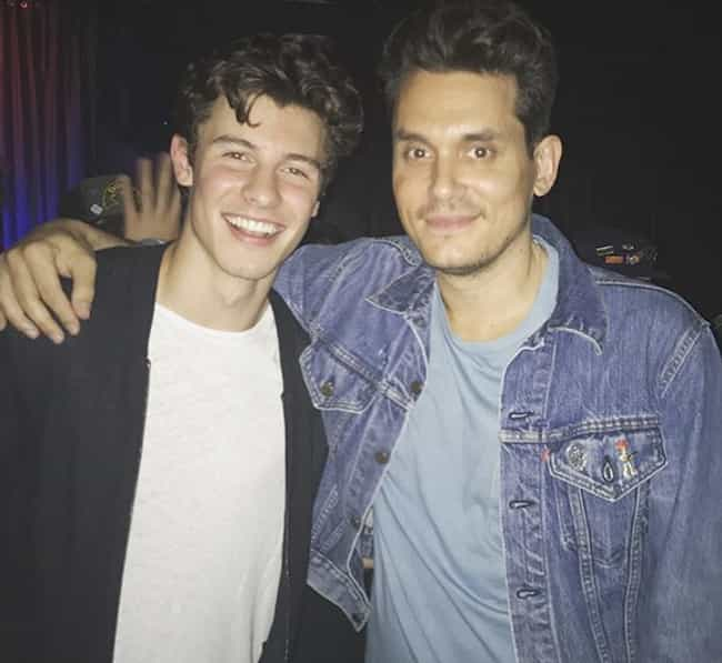 John Mayer is listed (or ranked) 4 on the list The Many Celebrity BFFs Of Shawn Mendes