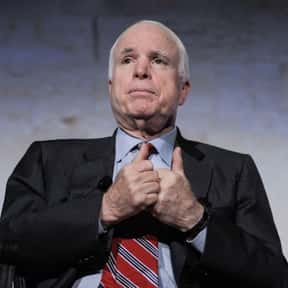 John McCain - DIED August 25 is listed (or ranked) 7 on the list Celebrity Death Pool 2018