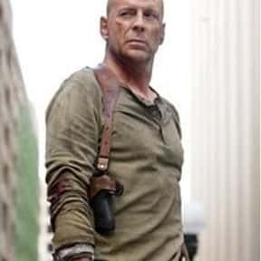 John McClane is listed (or ranked) 3 on the list Movie Tough Guys Without Super Powers or a Super Suit