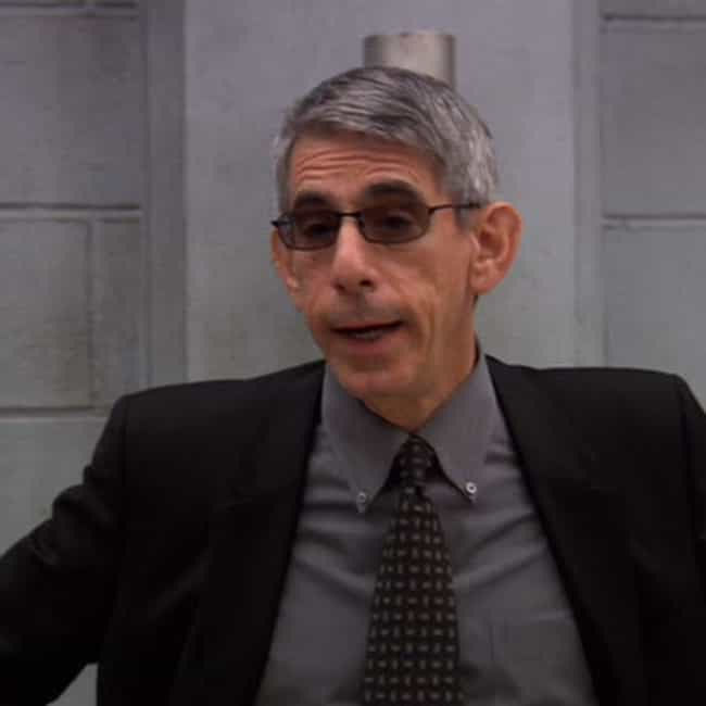 John Munch is listed (or ranked) 3 on the list All The Detectives From 'Law & Order,' Ranked