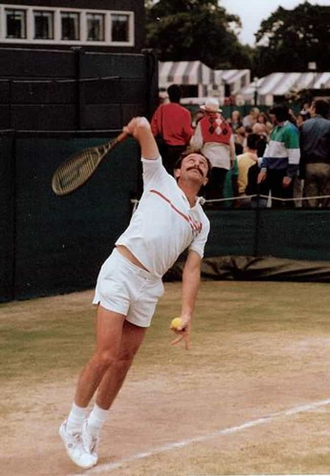 John Newcombe is listed (or ranked) 4 on the list The Best Tennis Players from Australia