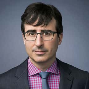 John Oliver is listed (or ranked) 8 on the list The Best Talk Show Hosts Of Daytime, Late Night, and All Time