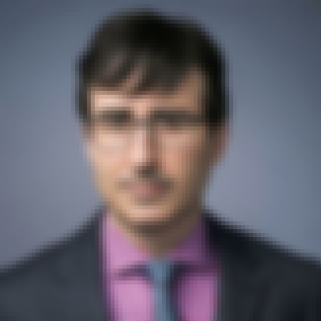 John Oliver is listed (or ranked) 5 on the list List of Famous Correspondents