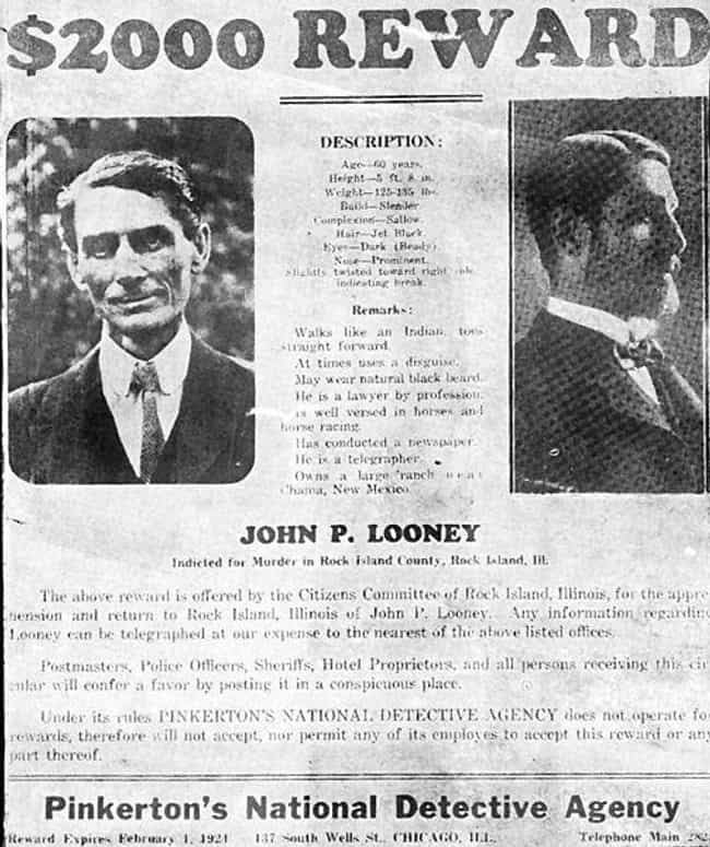 John Patrick Looney is listed (or ranked) 2 on the list The Most Infamous Irish Mobsters of All Time