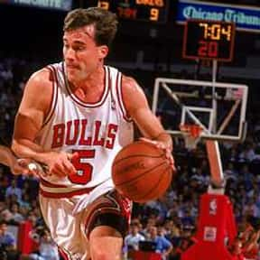 John Paxson is listed (or ranked) 24 on the list The Greatest Chicago Bulls of All Time