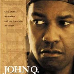 John Q is listed (or ranked) 22 on the list The Best Robert Duvall Movies
