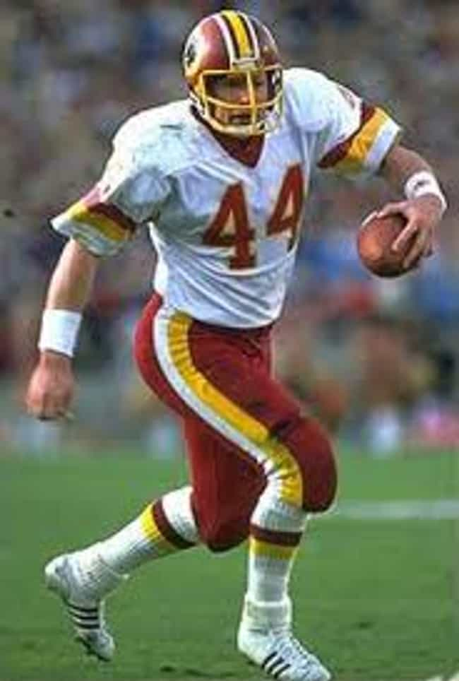 John Riggins is listed (or ranked) 7 on the list Sports- Greatest NFL Fullbacks of All Time