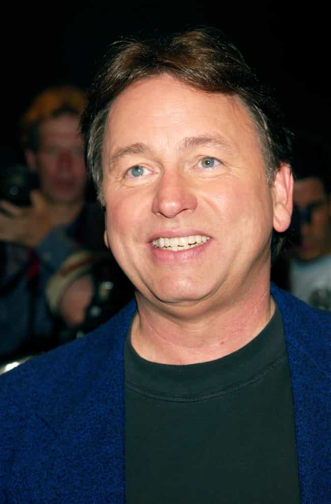 John Ritter is listed (or ranked) 3 on the list Three's a Crowd Cast List