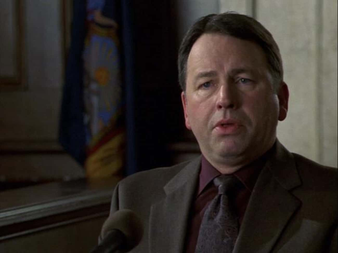 John Ritter is listed (or ranked) 4 on the list The Best Law & Order SVU Guest Stars