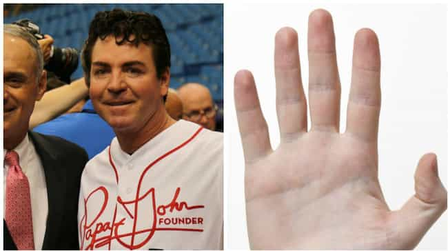 John Schnatter is listed (or ranked) 3 on the list Celebs Who Insured Body Parts