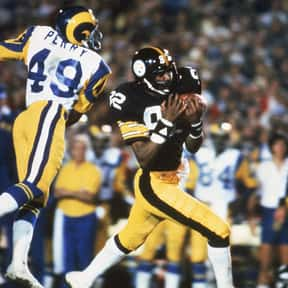 John Stallworth is listed (or ranked) 19 on the list The Best Wide Receivers of All Time