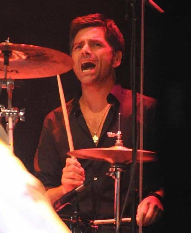 John Stamos is listed (or ranked) 4 on the list 21 Celebrities Who Play Drums