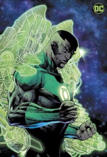 John Stewart, The Green Lantern Of An Entire Generation
