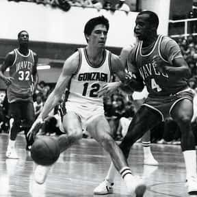 John Stockton is listed (or ranked) 1 on the list The Best NCAA Point Guards of the '80s