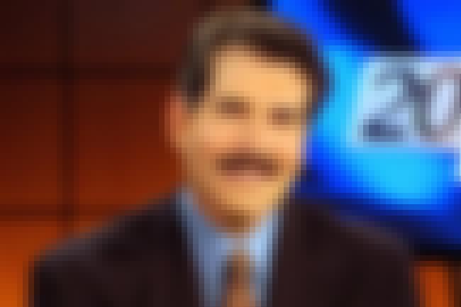 John Stossel is listed (or ranked) 3 on the list The Most Impressive TV Personality Mustaches