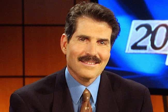 John Stossel is listed (or ranked) 2 on the list The Most Impressive TV Personality Mustaches