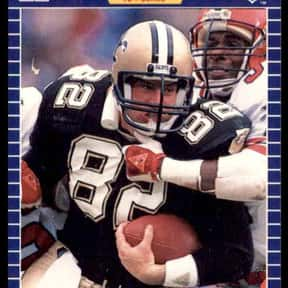 John Tice is listed (or ranked) 13 on the list The Best New Orleans Saints Tight Ends Of All Time