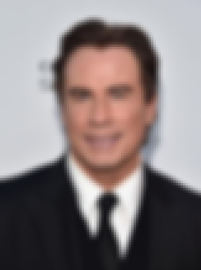 John Travolta is listed (or ranked) 4 on the list Famous Male Dancers