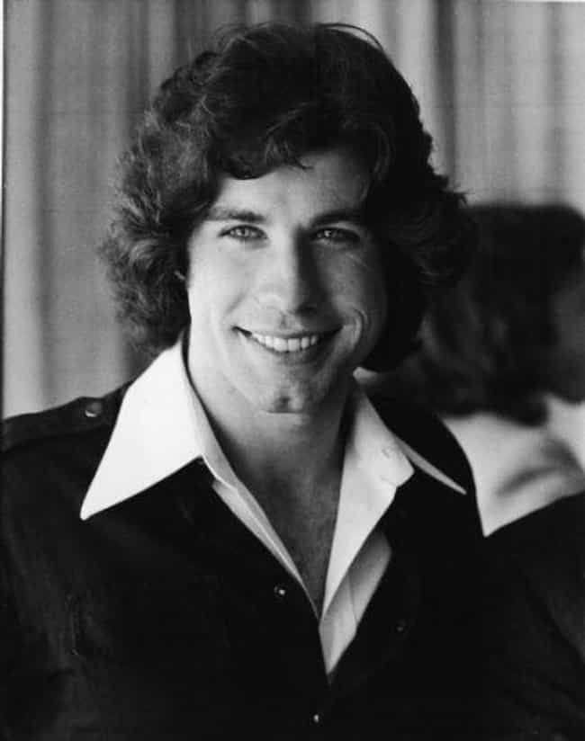 John Travolta is listed (or ranked) 3 on the list The Most Famous Actors of the 70s (Then and Now)