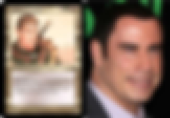 John Travolta is listed (or ranked) 4 on the list 23 Magic Cards That Look Like Celebrities