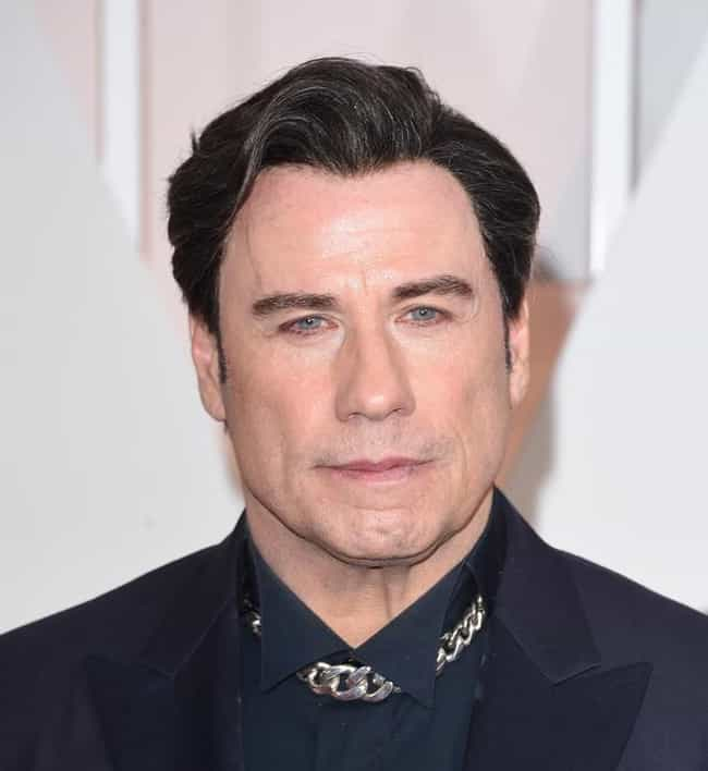 John Travolta is listed (or ranked) 3 on the list 23 Famous People Who Lived in Hotels