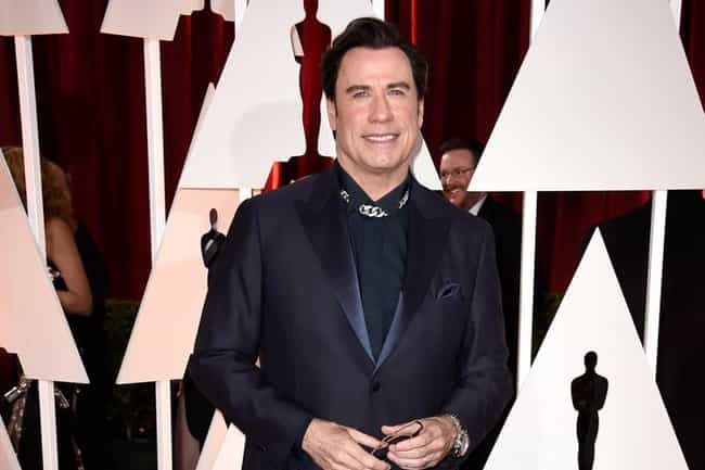 John Travolta is listed (or ranked) 3 on the list The Nuttiest Accessories Stars Ever Rocked During the Oscars