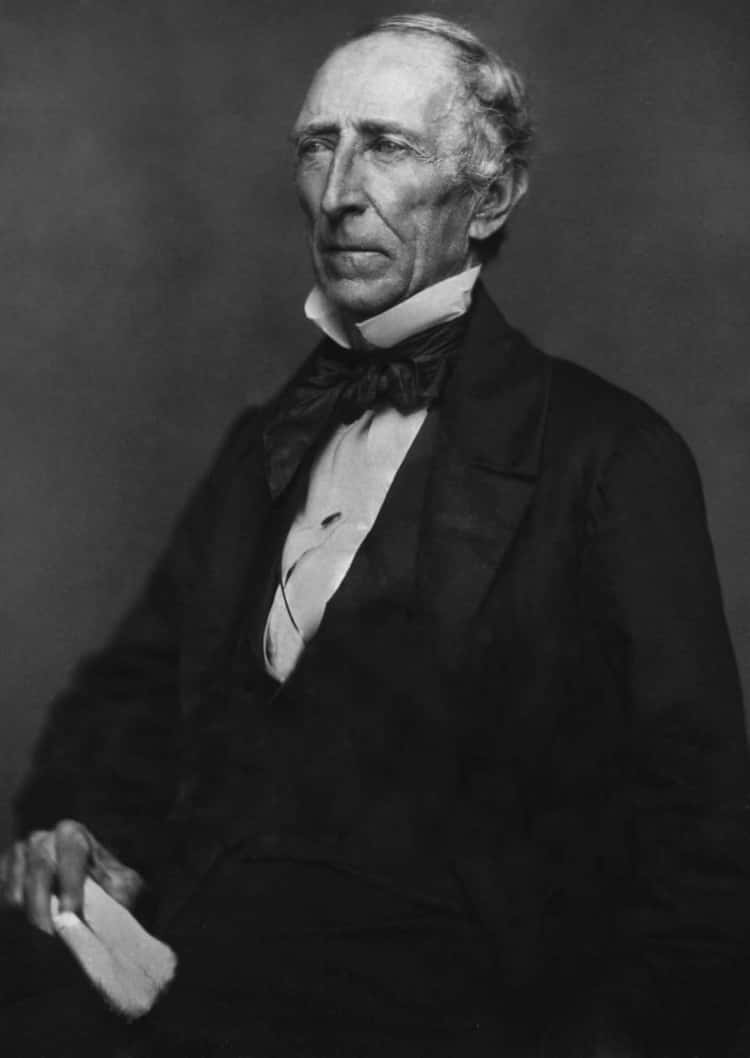 One Of John Tyler's Grandsons Survived Until 2020 - And Another Still Lives