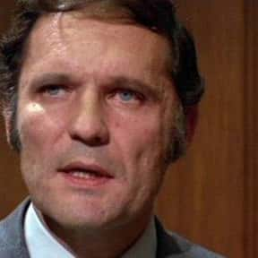 John Vernon is listed (or ranked) 2 on the list Full Cast of Dirty Harry Actors/Actresses