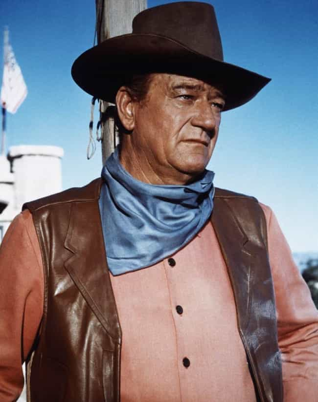 John Wayne is listed (or ranked) 3 on the list 29 Celebrities Who Were In Sigma Chi