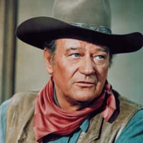 John Wayne is listed (or ranked) 15 on the list Famous University Of Southern California Alumni
