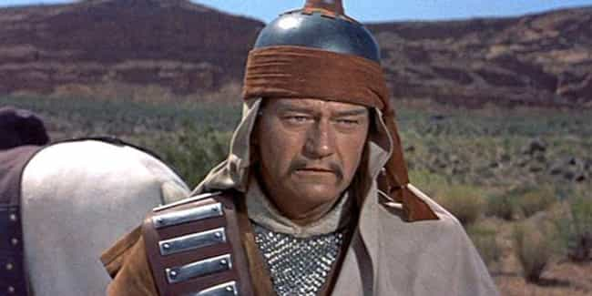 John Wayne is listed (or ranked) 1 on the list The Biggest Facepalms in Movie Casting History