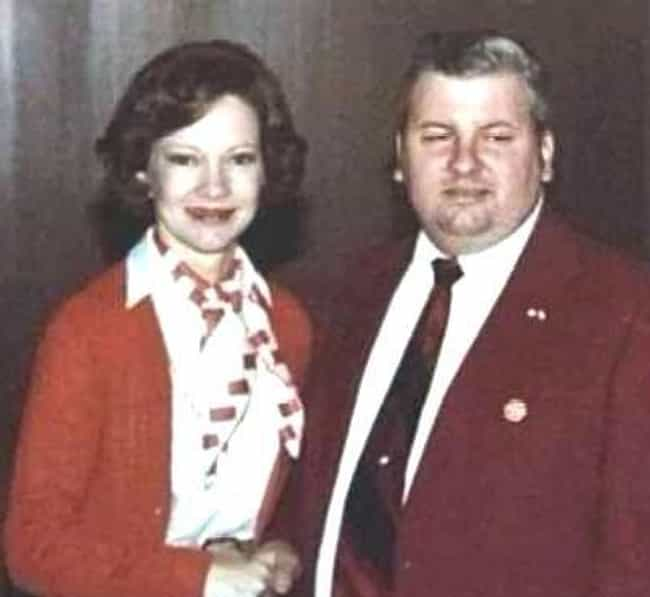 John Wayne Gacy is listed (or ranked) 3 on the list 9 Serial Killers Who Were Married