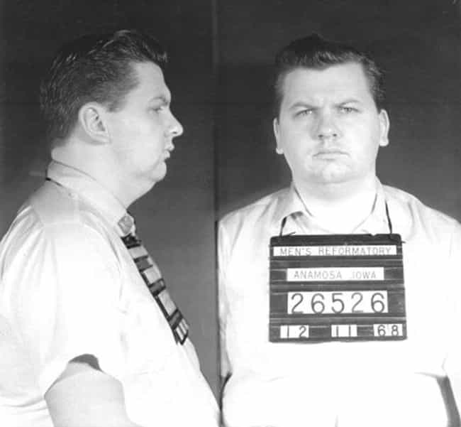 John Wayne Gacy is listed (or ranked) 3 on the list The Scariest Serial Killers in History