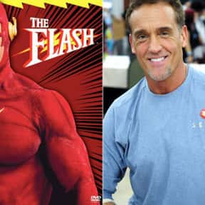 John Wesley Shipp is listed (or ranked) 22 on the list The Best Actors in Live-Action Comic Book TV Shows