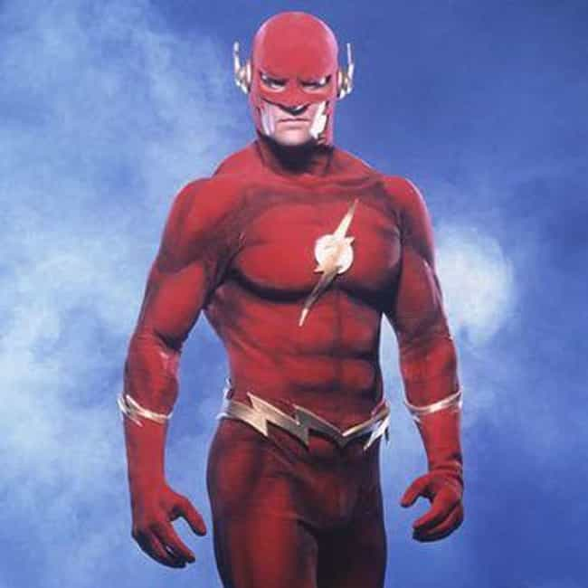 John Wesley Shipp is listed (or ranked) 2 on the list The Best Actors Who Played The Flash