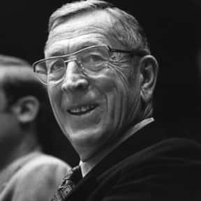 John Wooden is listed (or ranked) 1 on the list The Greatest College Basketball Coaches of All Time