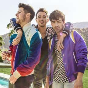 Jonas Brothers is listed (or ranked) 13 on the list The Best Pop Music Trios Of All Time