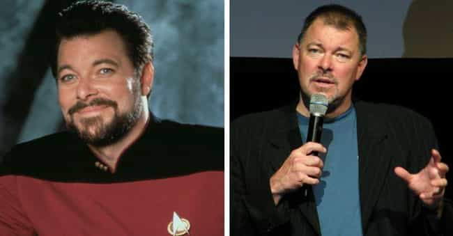Jonathan Frakes is listed (or ranked) 2 on the list Where Is The Cast Of 'Star Trek: The Next Generation' Now?