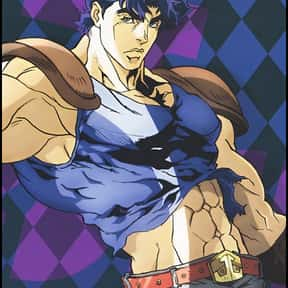 Jonathan Joestar is listed (or ranked) 4 on the list The Best British Anime Characters