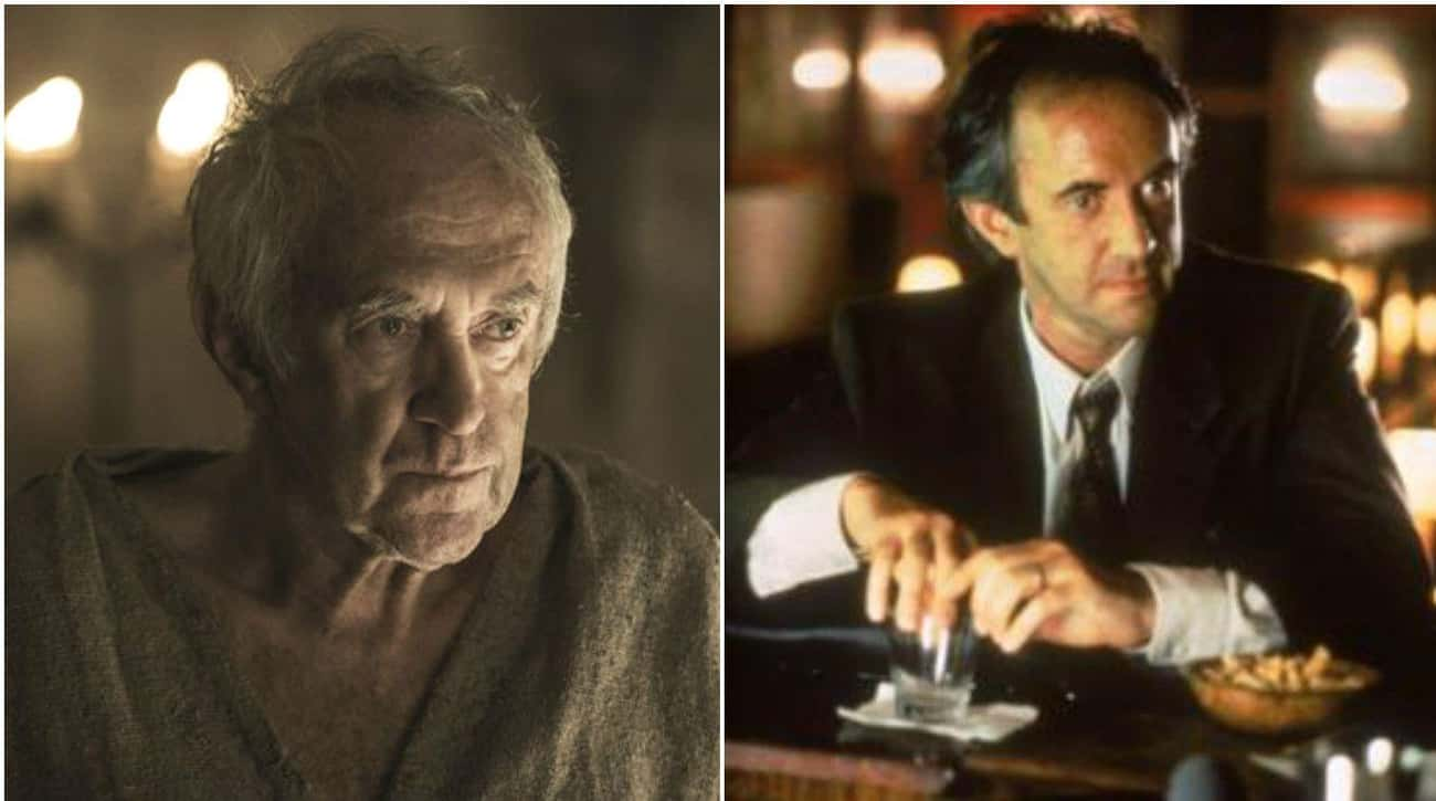 Jonathan Pryce - Glengarry Gle is listed (or ranked) 3 on the list A Look Back on Game of Thrones Actors in '90s Movies