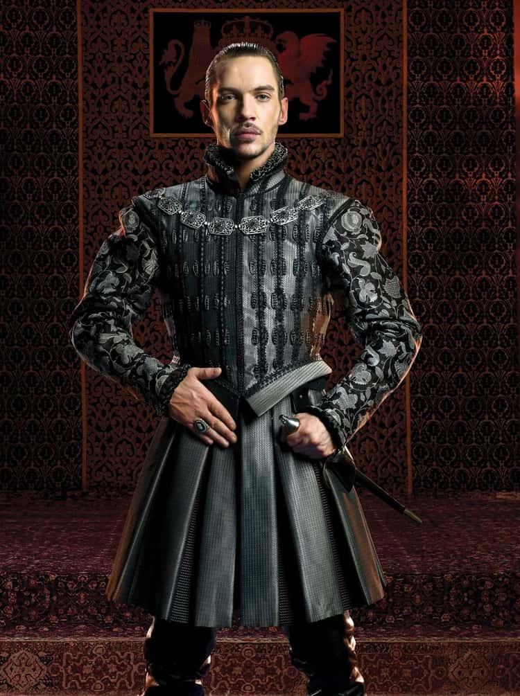 Jonathan Rhys Meyers As Henry VIII In 'The Tudors'