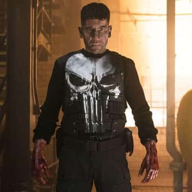 Jon Bernthal is listed (or ranked) 1 on the list Every Actor Who's Played The Punisher, Ranked